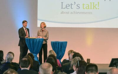 Let's talk about achievements: Programme Conference wrap-up  (photo gallery)
