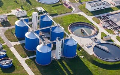 Treating waste water smarter