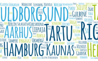 What municipalities and cities get out of Interreg projects