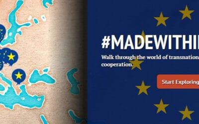 A storymap #MadeWithInterreg
