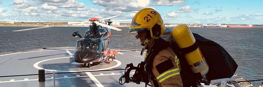 Better prepared for emergencies thanks to Interreg