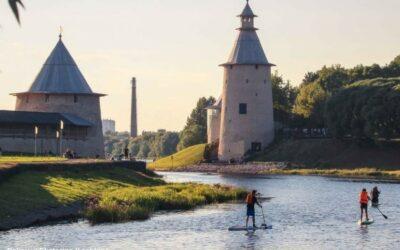 How school mayor of Pskov city made urban mobility greener