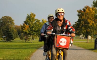 Interreg approach to age-friendly green mobility